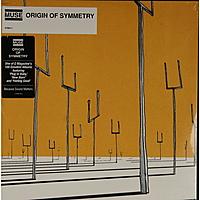 Виниловая пластинка MUSE - ORIGIN OF SYMMETRY (2 LP - USA)