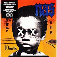 Виниловая пластинка NAS - ILLMATIC XX