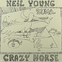 Виниловая пластинка NEIL YOUNG-ZUMA