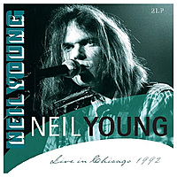 Виниловая пластинка NEIL YOUNG - LIVE IN CHICAGO 1992 (2 LP)