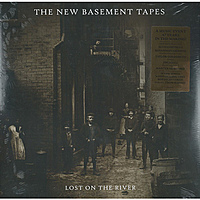 Виниловая пластинка NEW BASEMENT TAPES - LOST ON THE RIVER (2 LP)