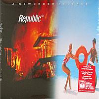 Виниловая пластинка NEW ORDER - REPUBLIC