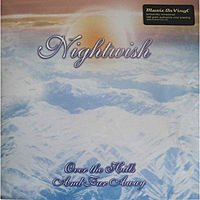 Виниловая пластинка NIGHTWISH - OVER THE HILLS AND FAR AWAY. SPECIAL CELEBRATION EDITION (2 LP)