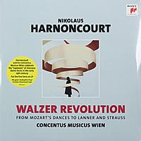 Виниловая пластинка NIKOLAUS HARNONCOURT - WALZER REVOLUTION (3 LP)