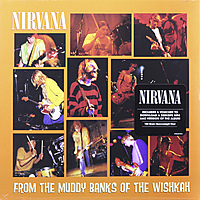 Виниловая пластинка NIRVANA - FROM THE MUDDY BANKS OF THE WISHKAH (2 LP, 180 GR)