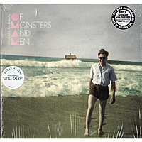 Виниловая пластинка OF MONSTERS AND MEN - MY HEAD IS AN ANIMAL (2 LP)