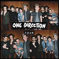 Виниловая пластинка ONE DIRECTION - FOUR (2 LP)