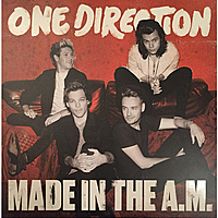 Виниловая пластинка ONE DIRECTION - MADE IN THE A.M. (2 LP)