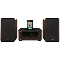 "Hi-Fi минисистема для iPod/iPhone Onkyo CS-245, обзор. Портал ""www.hifinews.ru"""