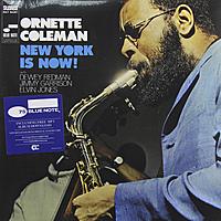 Виниловая пластинка ORNETTE COLEMAN - NEW YORK IS NOW! (180 GR)