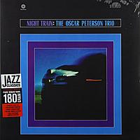 Виниловая пластинка OSCAR PETERSON-NIGHT TRAIN (180 GR)