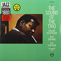 Виниловая пластинка OSCAR PETERSON - THE SOUND OF THE TRIO (180 GR)