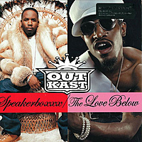 Виниловая пластинка OUTKAST - SPEAKERBOXXX / THE LOVE BELOW (4 LP)
