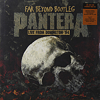 Виниловая пластинка PANTERA - FAR BEYOND BOOTLEG: LIVE FROM DONINGTON