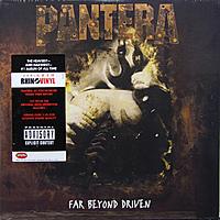 Виниловая пластинка PANTERA - FAR BEYOND DRIVEN (2 LP, 180 GR)