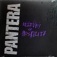 Виниловая пластинка PANTERA - HISTORY OF HOSTILITY