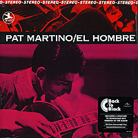 Виниловая пластинка PAT MARTINO - EL HOMBRE