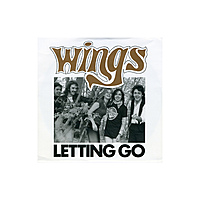 Виниловая пластинка PAUL MCCARTNEY & WINGS - LETTING GO / YOU GAVE ME THE ANSWER