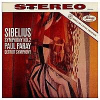 Виниловая пластинка SIBELIUS - SYMPHONY NO.2