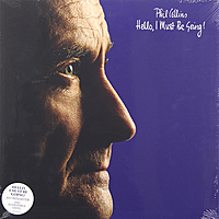 Виниловая пластинка PHIL COLLINS - HELLO, I MUST BE GOING