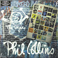 Виниловая пластинка PHIL COLLINS - THE SINGLES (4 LP, 180 GR)