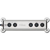 """Сетевой фильтр T+A Power Bar 2+3: Экономит место, улучшает звук, обзор. Журнал """"WHAT HI-FI?"""""""