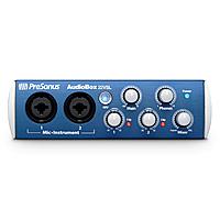 Внешняя студийная звуковая карта PreSonus AudioBox 22VSL