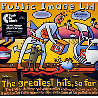 Виниловая пластинка PUBLIC IMAGE LIMITED - THE GREATEST HITS... SO FAR (2 LP)