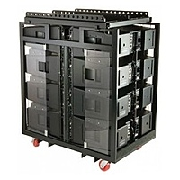 Кофр для транспортировки и хранения QSC WL-8-PACK-RACK