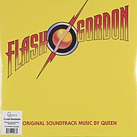 Виниловая пластинка QUEEN - FLASH GORDON (180 GR)