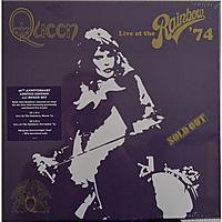 Виниловая пластинка QUEEN - LIVE AT THE RAINBOW (4 LP BOX)
