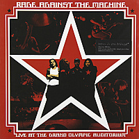 Виниловая пластинка RAGE AGAINST THE MACHINE - LIVE AT THE GRAND OLYMPIC AUDITORIUM (2 LP, 180 GR)