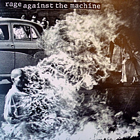Виниловая пластинка RAGE AGAINST THE MACHINE - RAGE AGAINST THE MACHINE