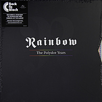 Виниловая пластинка RAINBOW - POLYDOR YEARS (9 LP)