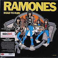 Виниловая пластинка RAMONES - ROAD TO RUIN (180 GR)