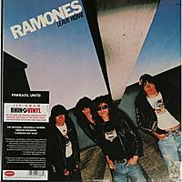 Виниловая пластинка RAMONES - LEAVE HOME (180 GR)