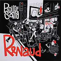 Виниловая пластинка RENAUD - ROUGE SANG (2 LP)