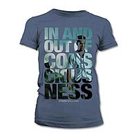 Футболка женская Robbie Williams - Slogan Crop