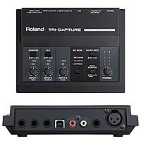 Внешняя студийная звуковая карта Roland UA-33 TRI-CAPTURE