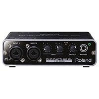 Внешняя студийная звуковая карта Roland DUO-CAPTURE EX