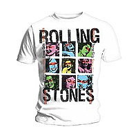 Футболка мужская Rolling Stones - Some Girls Grid