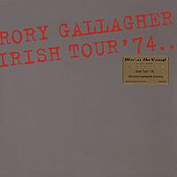 Виниловая пластинка RORY GALLAGHER - IRISH TOUR '74 (2 LP)