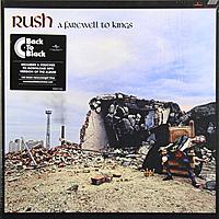 Виниловая пластинка RUSH - A FAREWELL TO KINGS (180 GR)