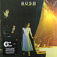 Виниловая пластинка RUSH - EXIT... STAGE LEFT (2 LP, 180 GR)