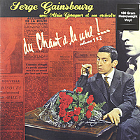 Виниловая пластинка SERGE GAINSBOURG - DU CHANT A LA UNE! VOL 1 & 2 (180 GR)