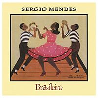 Виниловая пластинка SERGIO MENDES - BRASILEIRO