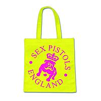 Сумка Sex Pistols - Bulldog Logo