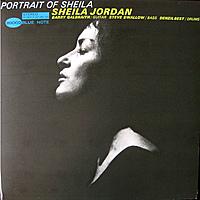 Виниловая пластинка SHEILA JORDON - PORTRAIT OF SHEILA