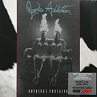 Виниловая пластинка JANE'S ADDICTION - NOTHING'S SHOCKING (180 GR)