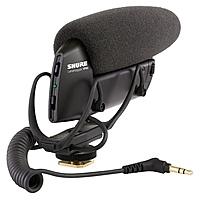 Микрофон для радио и видеосъёмок Shure VP83